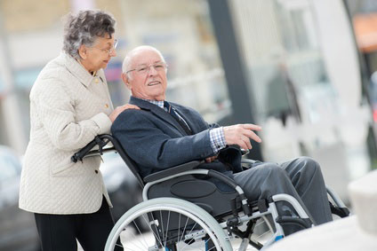 Fahrdienst für Senioren